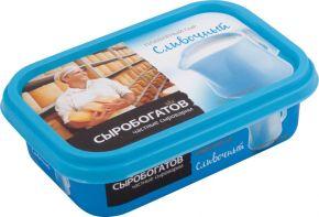 Сыр СЫРОБОГАТОВ плавленый Сливочный 50% ванна без змж 200г