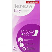 Прокладки TEREZA MED Micro д/взрослых уролог. 24шт