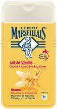 Гель д/душа LE PETIT MARSEILLAIS Ваниль 250мл
