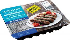 Колбаски МИРАТОРГ Чевапчичи по-домашнему зам 300г
