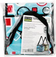 Термосумка ECOS водонепроницаемая,с плечевым ремнем