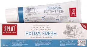 Зубная паста SPLAT Extra Fresh Свежесть дыхания и освет. эмали 100мл