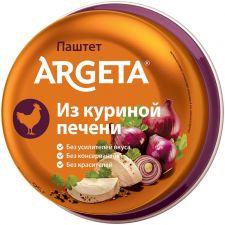 Паштет ARGETA из куриной печени 95г