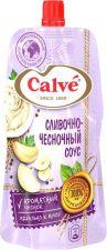 Соус CALVE Д/мяса сливочно-чесночный дой-пак 230г