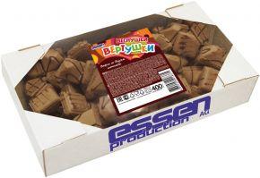 Вафли ЭССЕН Вертушки веснушки со вкусом шоколада 400г