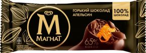 Мороженое МАГНАТ Шоколад и апельсин эскимо без змж 73г