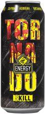 Напиток безалкогольный TORNADO Энерджи Скилл энергет. газ. ж/б 0.45L