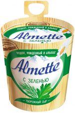 Сыр HOCHLAND Almette творожный с зеленью 60% без змж 150г