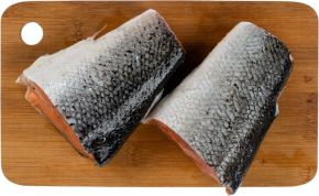 П/ф Набор суповой из лососевых рыб (из зам.сырья)