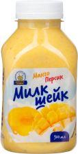 Милк шейк манго-персик без змж 300мл