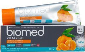 Зубная паста BIOMED Комплексная 100г