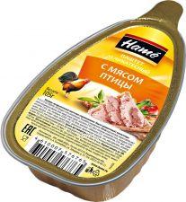 Паштет HAME деликатесный с мясом птицы 105г