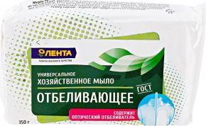 Х/мыло ЛЕНТА Универсальное отбеливающее 72% 150г