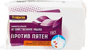 Х/мыло ЛЕНТА Универсальное против пятен 72% 150г