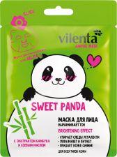 Маска д/лица VILENTA Sweet panda выравнивающая 28мл