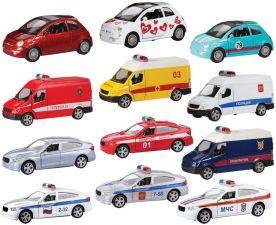 Игрушка AUTOGRAND Служебные автомобили 1:36