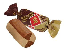 Конфеты РОТ-ФРОНТ Батончики шоколадно-сливочный вкус вес