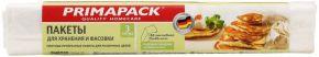 Пакеты д/хранения и фасовки PRIMAPACK 25х40мм 3L 100шт