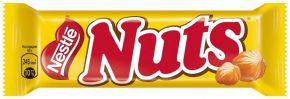 Батончик шоколадный NUTS 50г