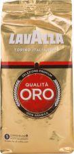 Кофе зерновой LAVAZZA Qualita Oro натур. жареный м/у 500г