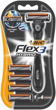Система гибридная BIC Flex&Easy 1 станок+4 кассеты
