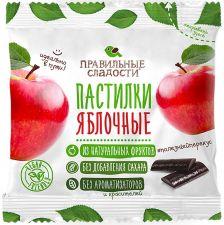 Пастилки КФ ПЕРМСКАЯ Правильные сладости яблочные 90г