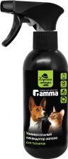 Ликвидатор запаха GAMMA Универсальный д/туалетов Хорошие манеры 250мл