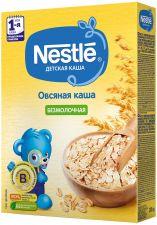 Д/п каша NESTLE овсяная б/молочная с бифидобактериями с 5 мес 200г