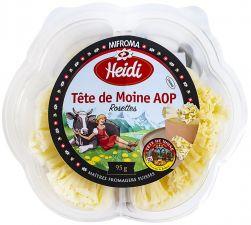 Сыр HEIDI Тет де Муан Розочки 53% без змж 95г