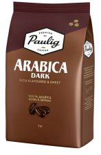 Кофе зерновой PAULIG Arabica DARK м/у 1кг