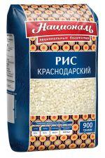 Рис НАЦИОНАЛЬ Краснодарский 1 сорт 900г