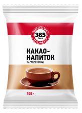 Какао-напиток 365 ДНЕЙ растворимый м/у 100г