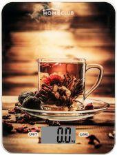 Весы HOMECLUB Кухонные Чай