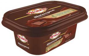 Сыр PRESIDENT плавленый шоколадный 30% без змж 400г