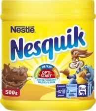Напиток какао NESQUIK быстрорастворимый пласт/б. 500г