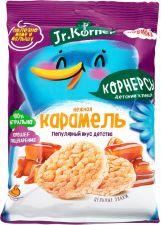 Хлебцы-мини JR KORNER рисовые с карамельные 30г