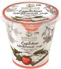 Сыр BURENKA CLUB слив томат базилик 55% без змж 150г