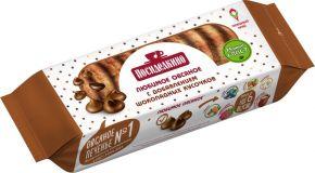 Печенье ПОСИДЕЛКИНО Овсяное с добавлением шоколадных кусочков 310г