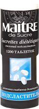 Заменитель сахара MAITRE 1200 таблеток 72г