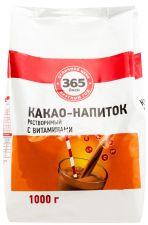 Какао-напиток 365 ДНЕЙ с витаминами растворимый м/у 1000г