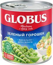 Горошек зеленый GLOBUS Green Peas 400г