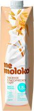 Напиток овсяный NEMOLOKO классический лайт 1000мл