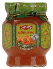 Варенье РАТИБОР абрикос диетическое с фруктозой 350г