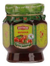 Варенье РАТИБОР вишня диетическое с фруктозой 350г