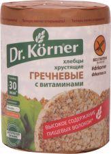 Хлебцы DR KORNER Гречневые с витаминами 100г