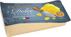 Сыр DOLCE DELUX Пармезан 34% без змж 200г