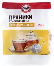 Пряники 365 ДНЕЙ Со вкусом сливок 350г