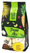 Фруктово-ягодная смесь DOLCE ALBERO с орехами Tropic mix 130г