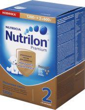 Д/п смесь NUTRILON Premium 2 с 6 мес картон 1200г