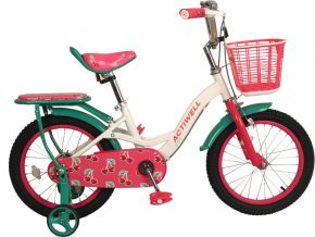 Велосипед детский ACTIWELL с корз.от 6-8 л 16